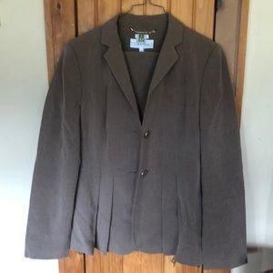 Calvin Klein 2 piece suit